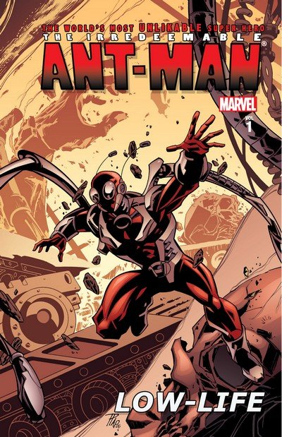 The Irredeemable Ant-Man Vol. 1 – Low-Life (TPB) (2007)