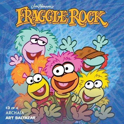 Jim Henson's Fraggle Rock Vol. 1 #3 (2018)