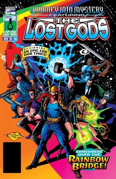 Journey Into Mystery Vol. 3 #503 – 521 (1996-1998)