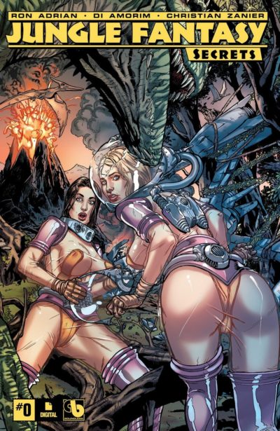 Jungle Fantasy – Secrets #0 (2018) (ADULT)