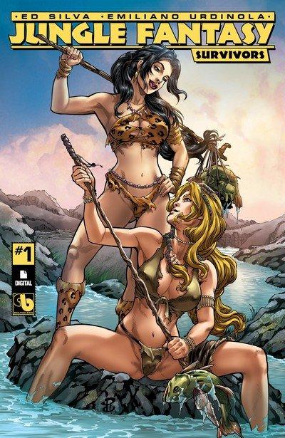 Jungle Fantasy – Survivors #1 – 10 (2017-2018) (ADULT)