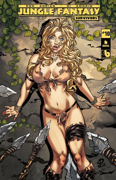 Jungle Fantasy – Survivors #10 (2018) (ADULT)