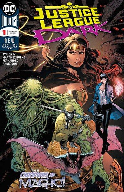 Justice League Dark #1 (2018)