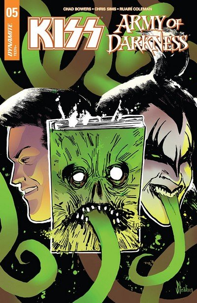 KISS – Army Of Darkness #5 (2018)