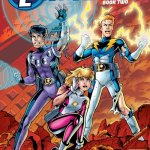Legionnaires – Book Two (2018)