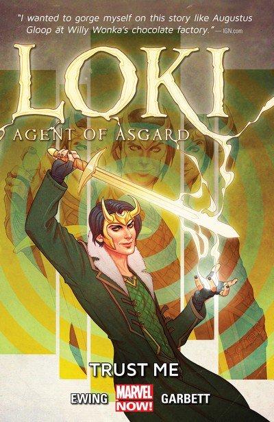 Loki – Agent of Asgard Vol. 1 – 3 (TPB) (2014-2015)