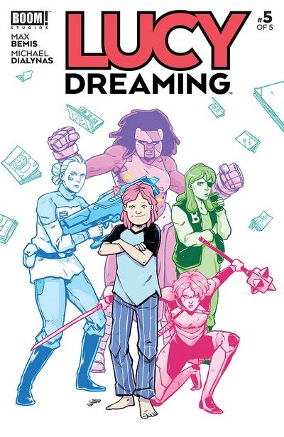 Lucy Dreaming #5 (2018)