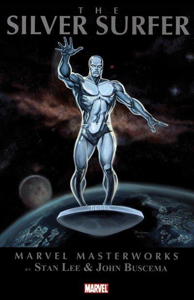 Marvel Masterworks – The Silver Surfer Vol. 1 – 2 (2010)
