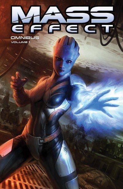 Mass Effect Omnibus Vol. 1 – 2 (2016-2017)