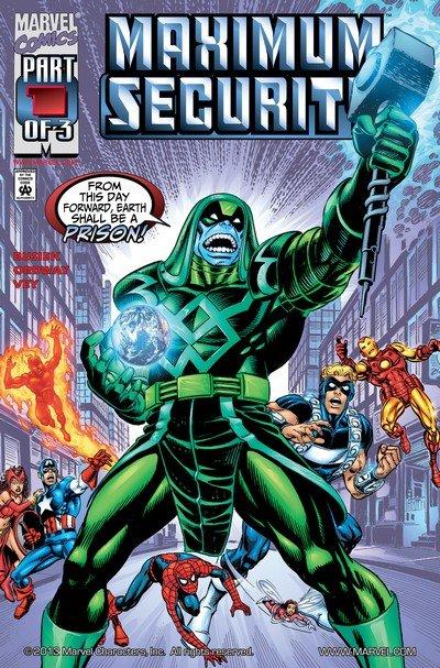 Maximum Security (Story Arc) (2000-2001)