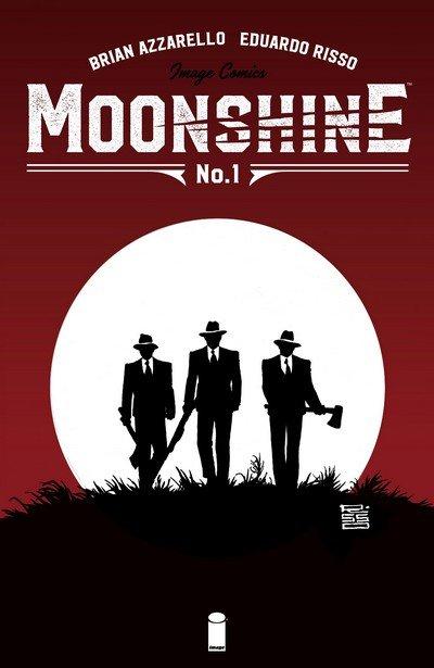 Moonshine #1 – 12 (2016-2018)
