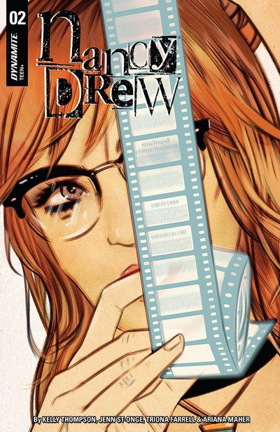 Nancy Drew #2 (2018)