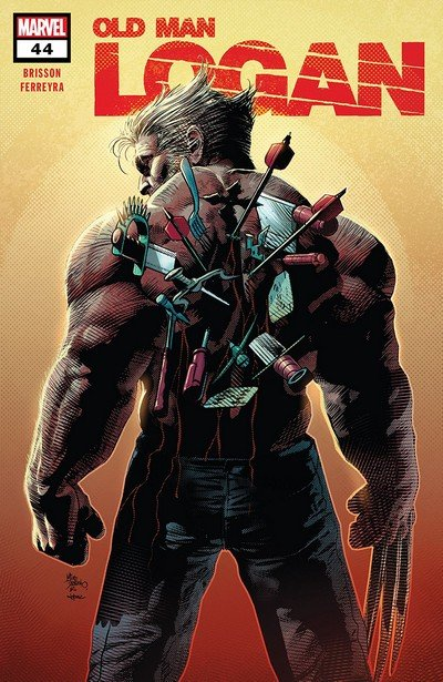 Old Man Logan #44 (2018)
