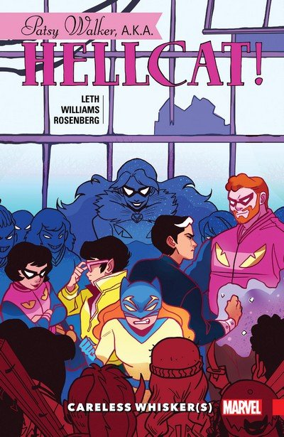 Patsy Walker – A.K.A. Hellcat! Vol. 3 – Careless Whisker(s) (TPB) (2017)