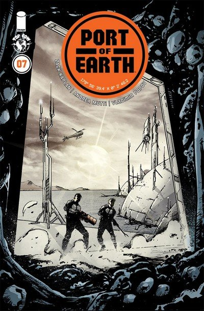 Port Of Earth #7 (2018)