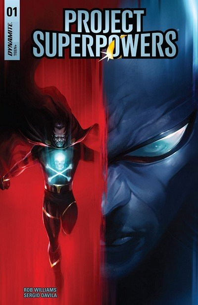 Project Superpowers Vol. 2 #1 (2018)