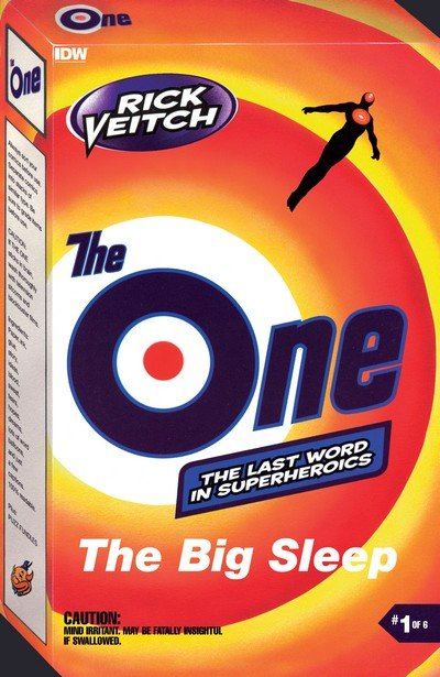 Rick Veitch's The One #1 – 6 (2018)