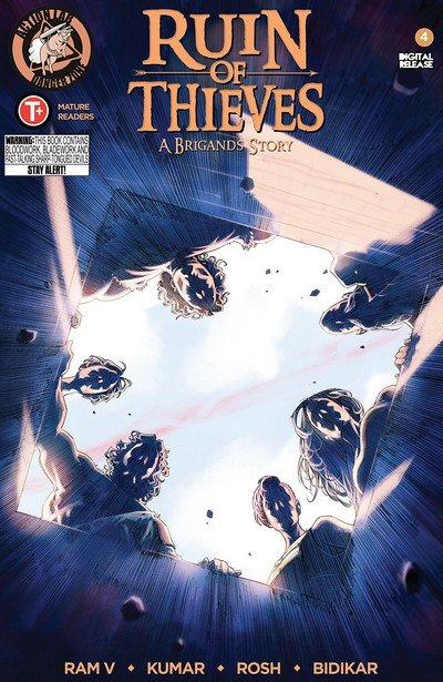 Ruin Of Thieves – A Brigands Story #4 (2018)