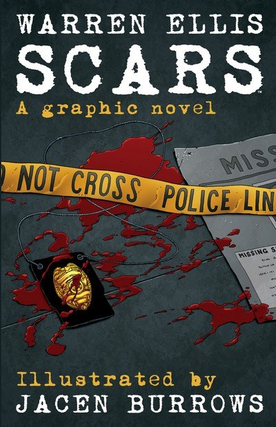 Scars (TPB) (2002, 2008 edition)