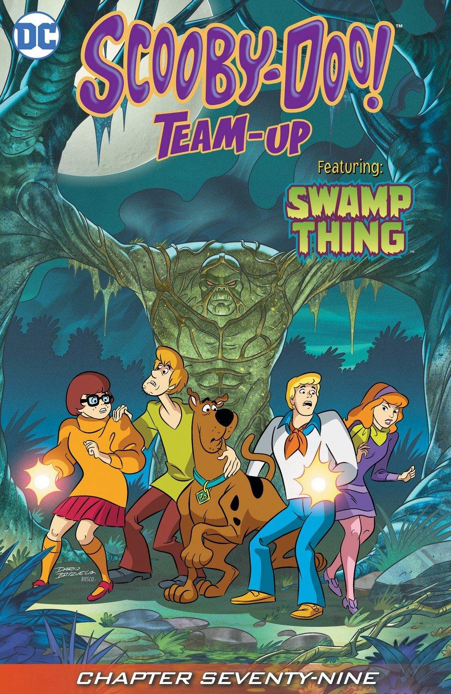 Scooby-Doo Team-Up #79 (2018)