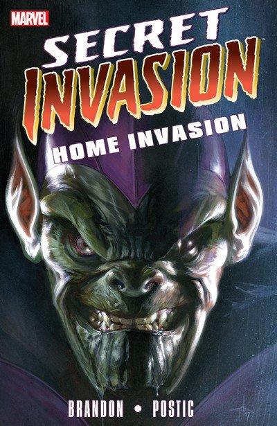 Secret Invasion – Home Invasion (TPB) (2009)