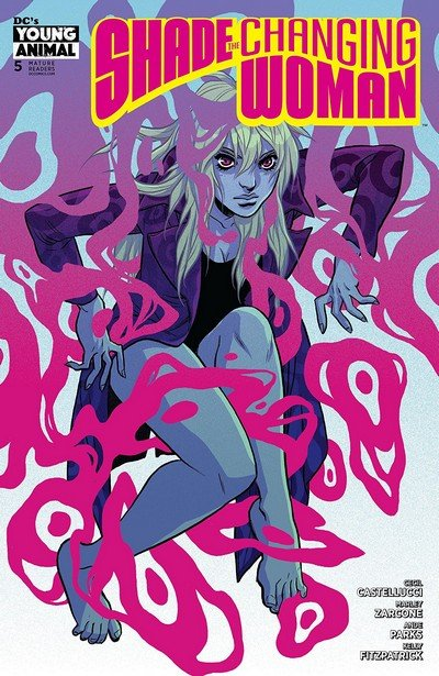 Shade – The Changing Woman #5 (2018)