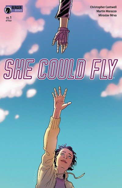 She Could Fly #1 (2018)
