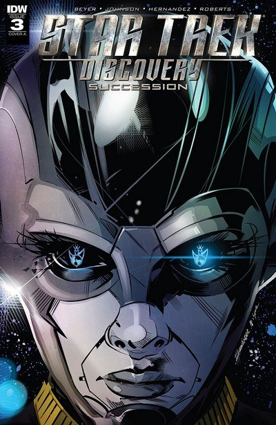 Star Trek-Discovery – Succession #3 (2018)