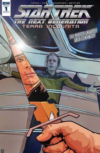 Star Trek – The Next Generation – Terra Incognita #1 (2018)