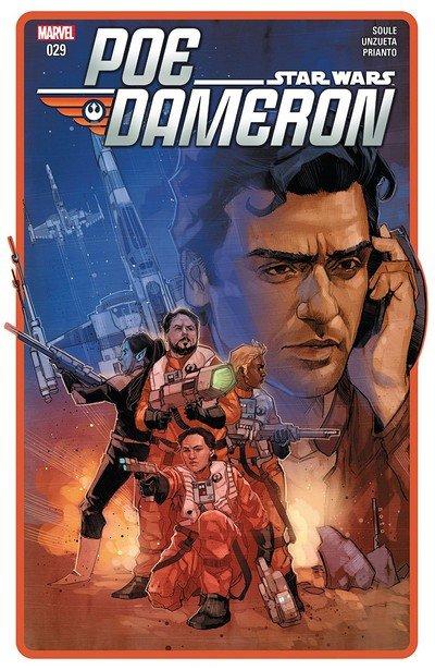 Star Wars – Poe Dameron #29 (2018)