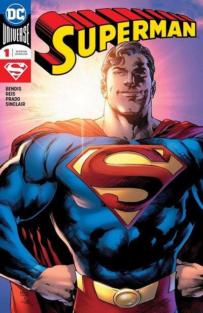 Superman #1 (2018)