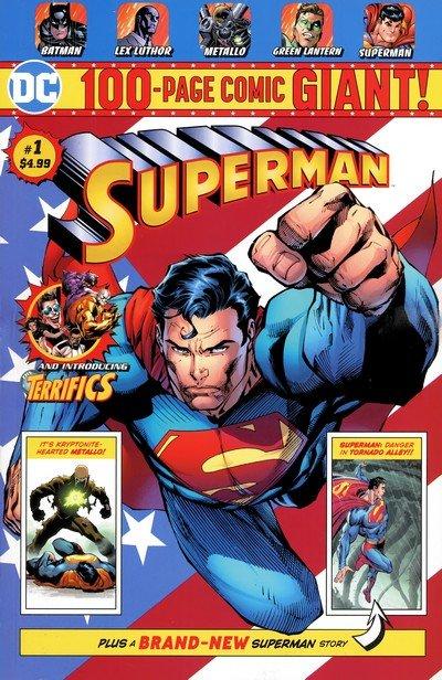 Superman Giant #1 (2018) (Walmart Exclusive)