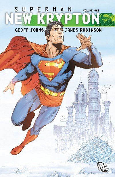 Superman – New Krypton Vol. 1 – 4 (TPB) (2010)