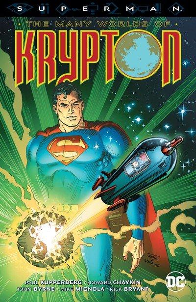 Superman – The Many Worlds of Krypton (TPB) (2018)