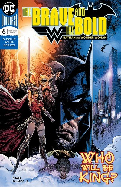The Brave And The Bold – Batman And Wonder Woman #6 (2018)