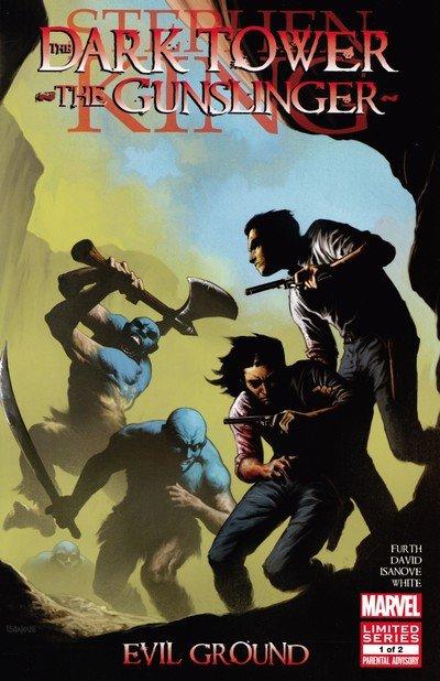 The Dark Tower – The Gunslinger – Evil Ground #1 – 2 (2013)