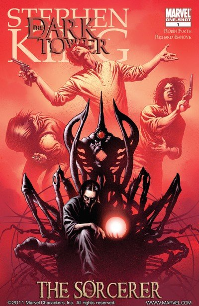 The Dark Tower – The Sorcerer #1 (2009)
