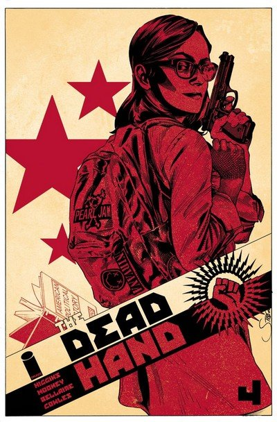 The Dead Hand #4 (2018)
