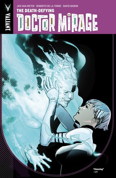 The Death-Defying Doctor Mirage (TPB) (2015)