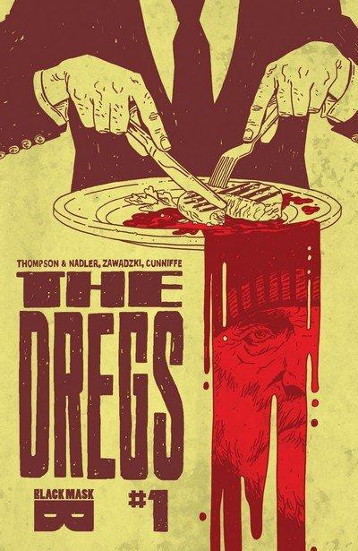 The Dregs #1 – 4 (2017)