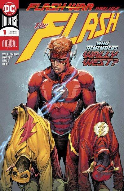 The Flash Vol. 8 – Flash War (TPB) (2018) (RC)