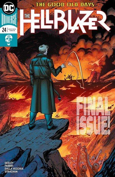 The Hellblazer #24 (2018)