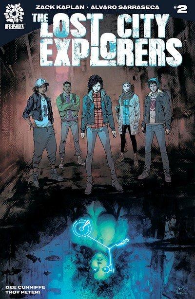 The Lost City Explorers #2 (2018)