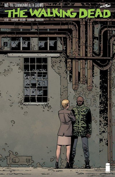 The Walking Dead #182 (2018)