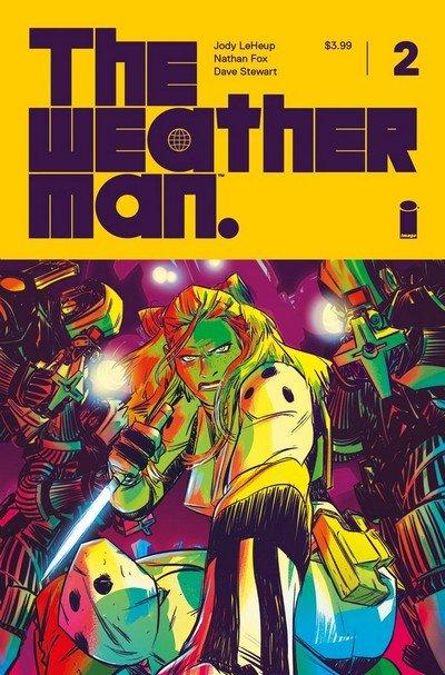The Weatherman #2 (2018)
