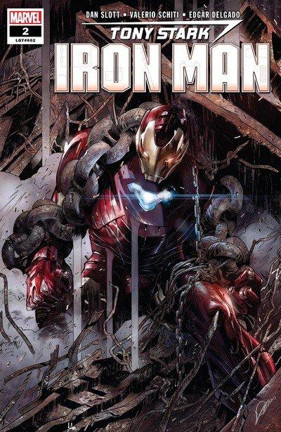 Tony Stark – Iron Man #2 (2018)