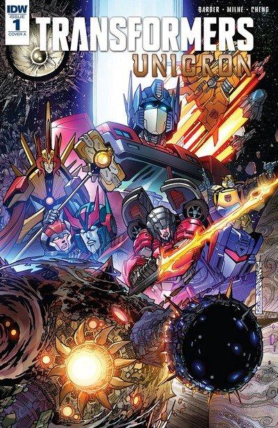Transformers – Unicron #1 (2018)