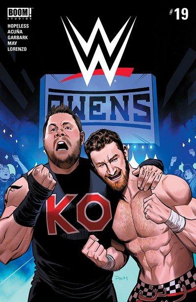 WWE #19 (2018)