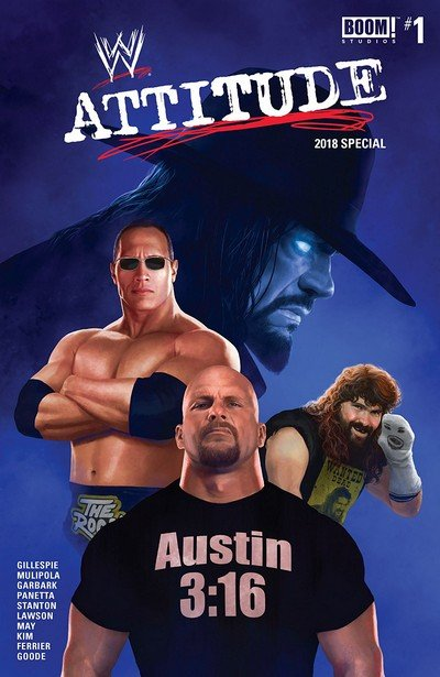 WWE Attitude Era 2018 Special #1 (2018)