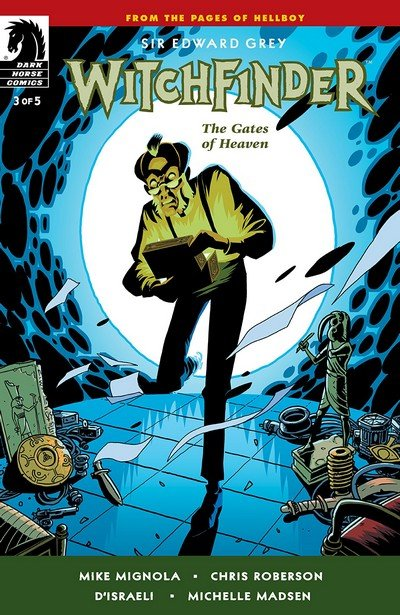 Witchfinder – The Gates Of Heaven #3 (2018)